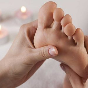 health therapeutic insomnia reflexology trigger points